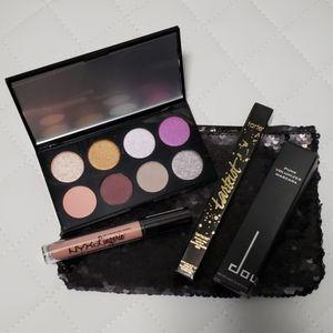 Premium brand makeup